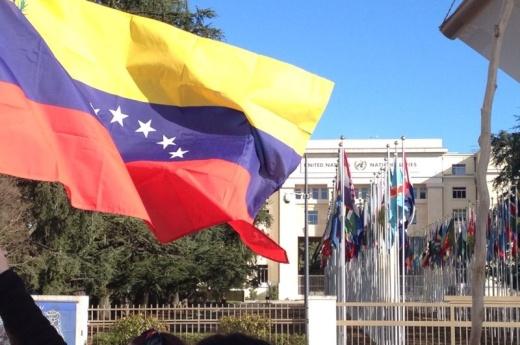 Venezuela en ONU Ginebra Geneva3