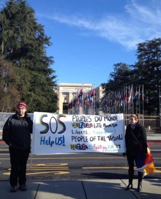 Venezuela en ONU Ginebra Geneva4