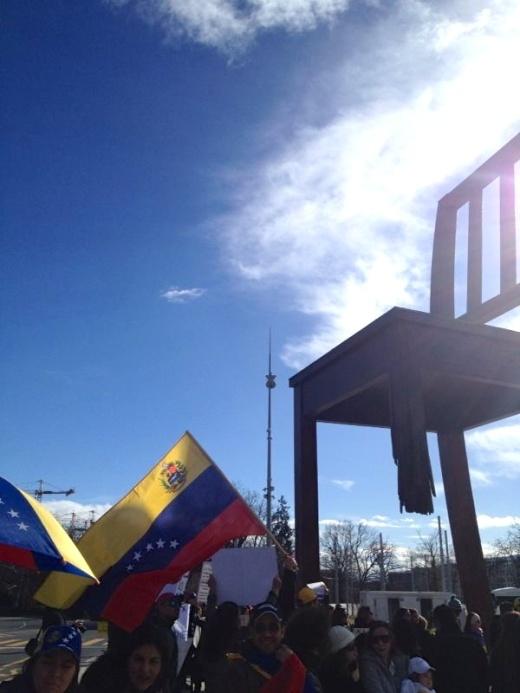 Venezuela en ONU Ginebra Geneva7