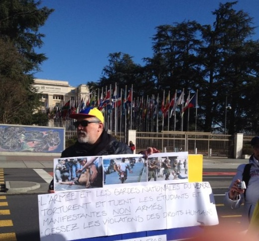 Venezuela en ONU Ginebra Geneva8