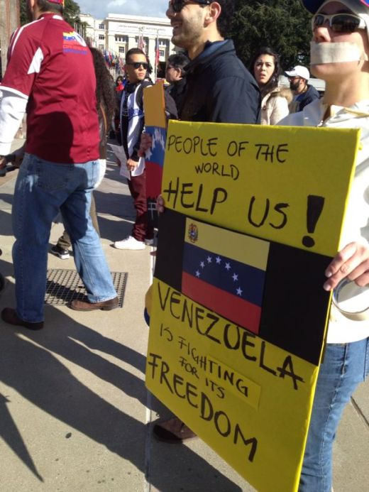 Venezuela en ONU Ginebra Geneva9
