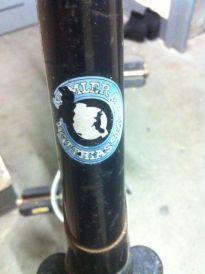 Mid-Century Danish bike