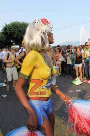 Brazil girl