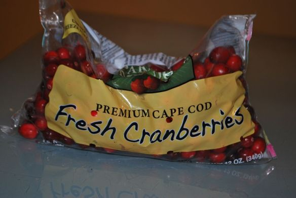 Cranberries Aligro Imported US cranberries