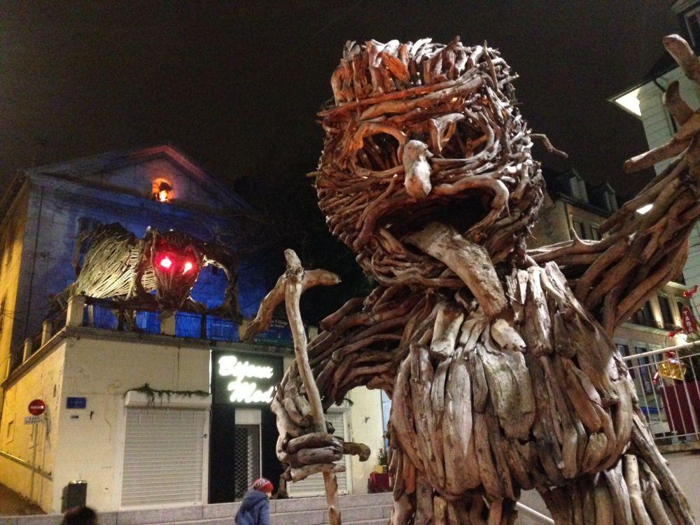 Flottines in Evian Christmas Market France12