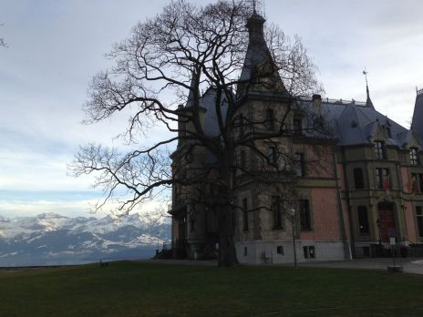Schadau Castle