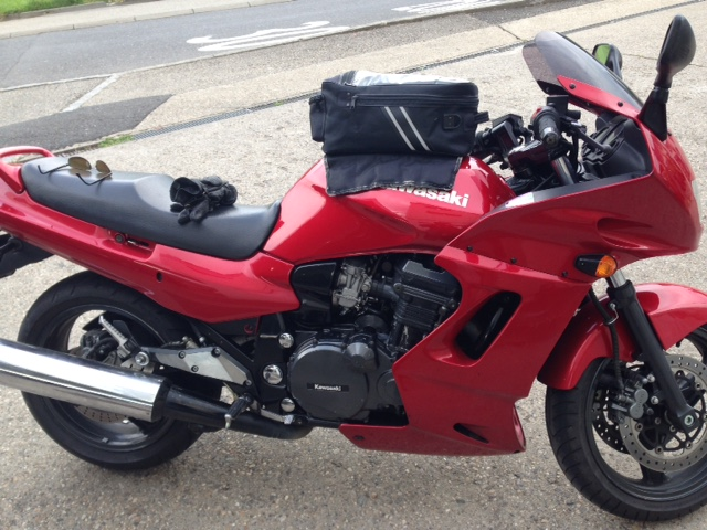 1996 Kawasaki GPZ 1100
