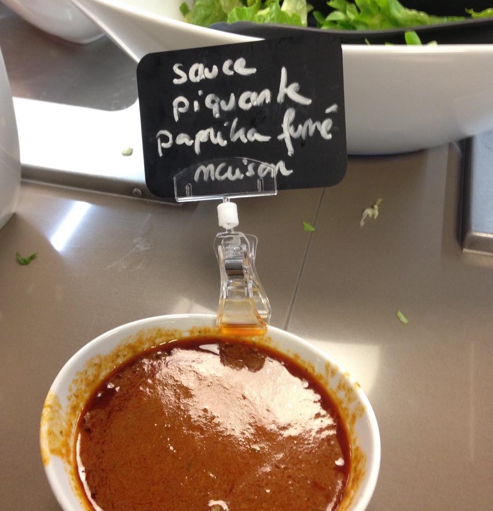 Smoked Paprika hot sauce