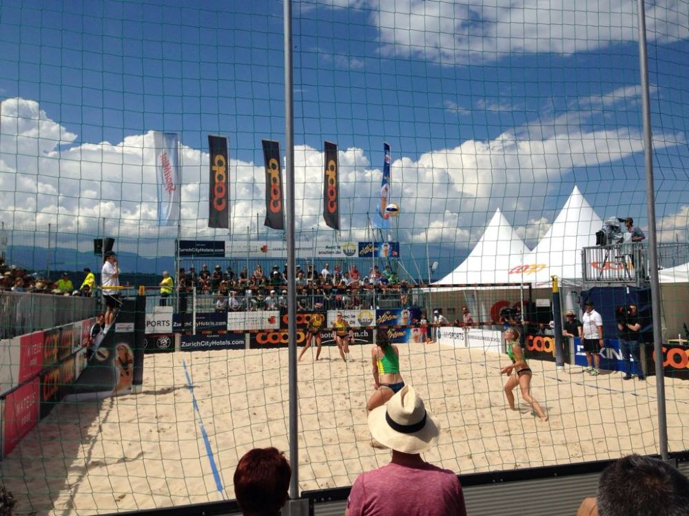 Geneva coop beach volley